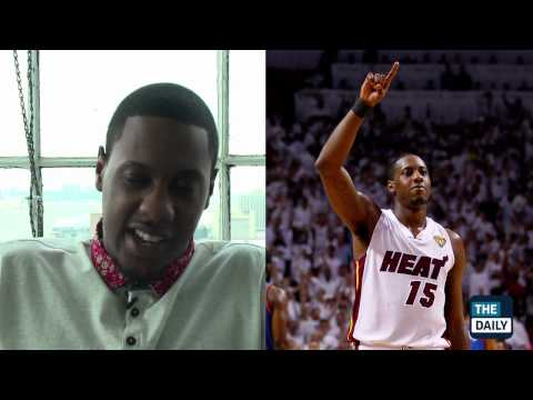 Interview with the Heat's Mario Chalmers