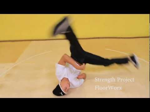 Aprender Como Hacer Windmill- Bailar Breakdance Tutorial video