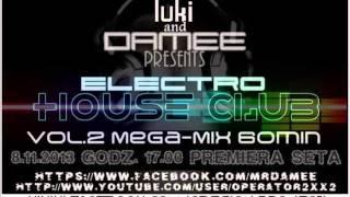 Electro Club House Vol.2 [Dj Luki & Mr Damee] MEGA-MIX