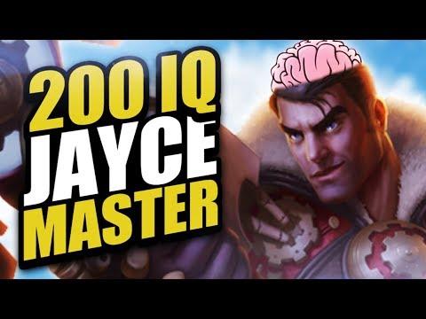 200 IQ Jayce Master | PKB Dovah