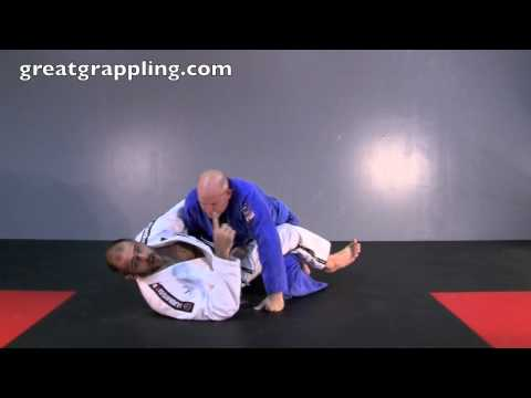 Closed Guard Sweep Pocket Sweep