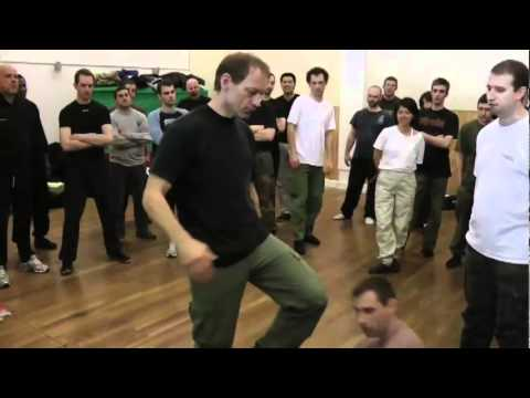 Martin Wheeler international Systema seminars 2011 (includes full speed knife attacks)
