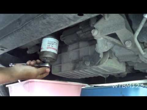 Chevy Equinox Oil Change