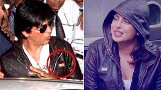 Priyanka Chopra DROPS HINTS of affair with Shahrukh Khan on National Tv