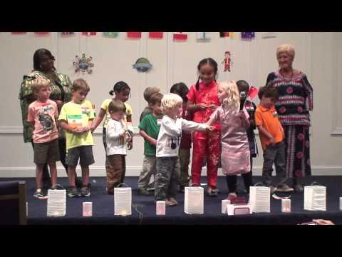 Wayne Montessori International Dinner 2014