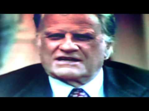 ANTICHRIST AGENT BILLY GRAHAM EXPOSED 33 DEGREE MASON ONE WORLD RELIGION PART 1/4