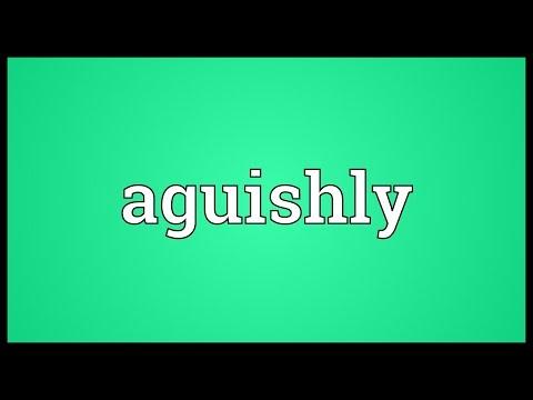 Header of aguishly