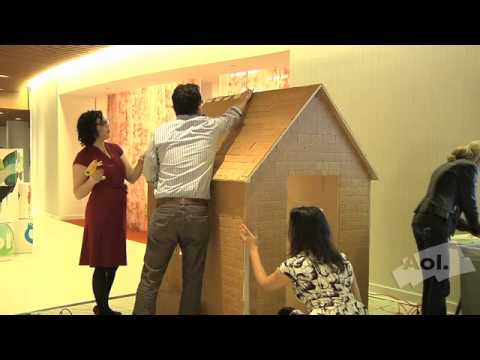 Gingerbread House For St Jude S Children S Hospital Youtube