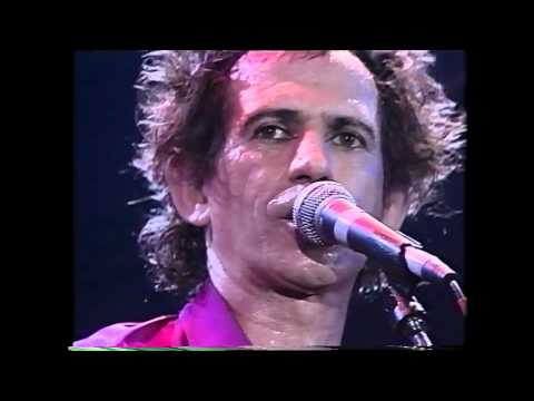 Keith Richards - Yap Yap - Cologne, Germany, 29-Nov-1992