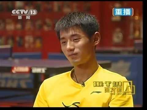 One on One: Zhang Jike 26-May-2013 [CC]