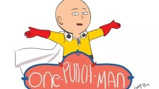 One Punch Caillou