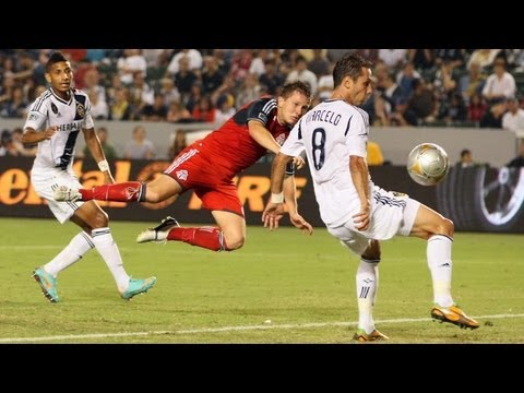 HIGHLIGHTS: LA Galaxy vs Toronto FC