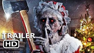 MRS. CLAUS Official Trailer (2018) Horror Movie