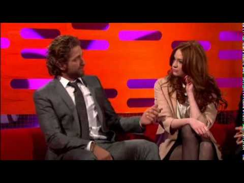 Graham Norton s10e10 FULL Episode Part 1/4 with Martin Freeman, Karen Gillan and Gerard Butler