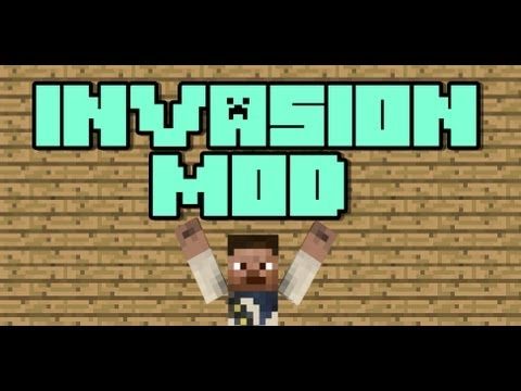 ★ How to Install the INVASION MOD For MINECRAFT 1.5.2