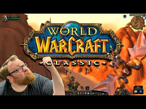 World of Warcraft Classic First Impressions