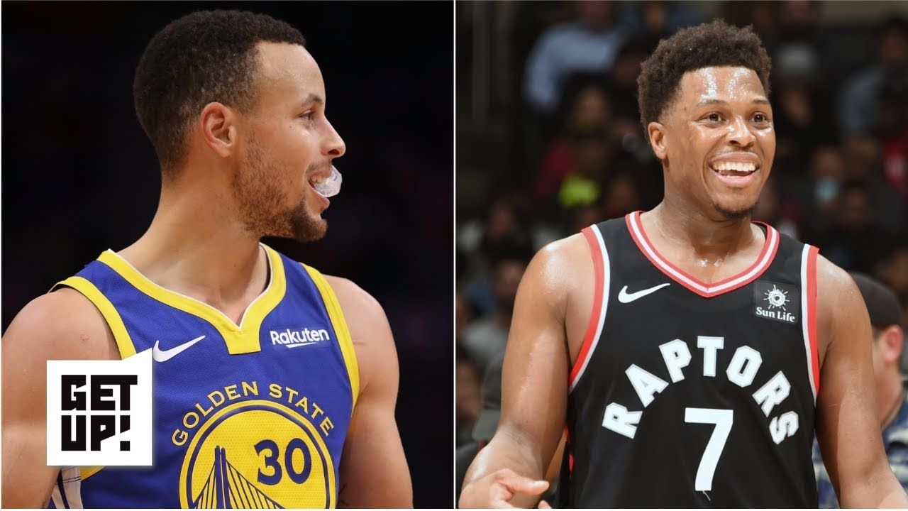 Have the Raptors surpassed the Warriors as best team in the NBA? | Get Up!