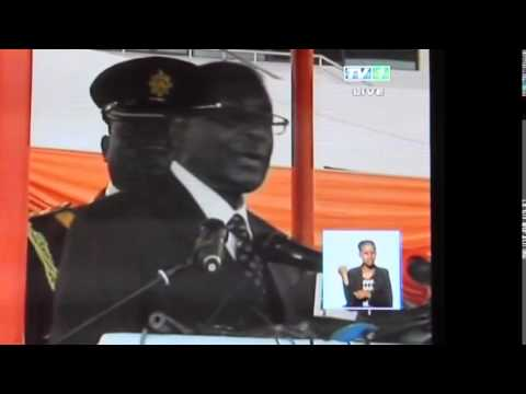 Robert Mugabe eulogy for late Zambian President Michael Sata
