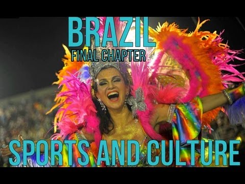 Brazil Sports and Culture #Final Chapter# HD-ENG