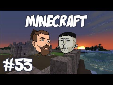 Minecraft - Episode 53 - Building The Clown Dock