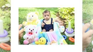 Baby photoshoot ideas outdoor
