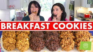 Healthy Breakfast Cookies: Easy Portable Breakfast Recipes! - Mind Over Munch!