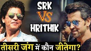 Shahrukh Khan Vs Hrihtik Roshan : Third Time To Clash At Box Office Who Will Win This Time?