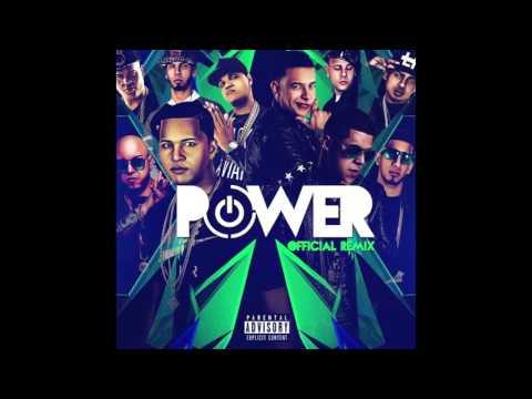 Benny Benni - Power (Remix) ft. Daddy Yankee, Alexio, Kendo Kaponi, Gotay El Autentiko, Pusho y Mas