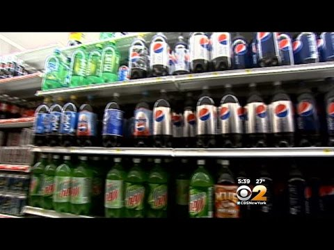 Lawmakers Want Sugary Drinks To Come With Health Warnings