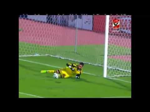 ضربات الجزاء الترجيحية فى مباراة القمة وفوز الأهلى بكأس السوبر
