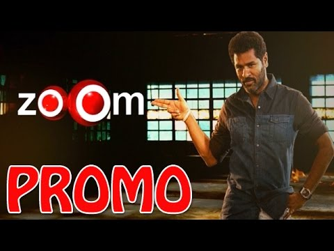 Prabhudeva in Action! - PROMO | Action Jackson Movie
