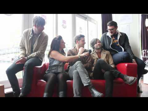 Camden Crawl 2012 - Futureheads Interview