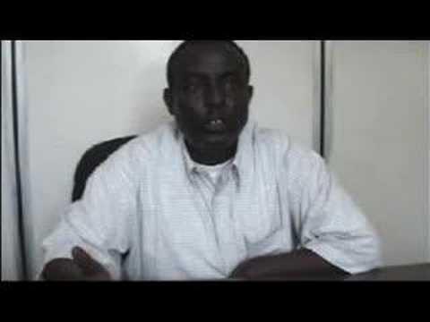 Somalia's refugees crisis - 07 Dec 07