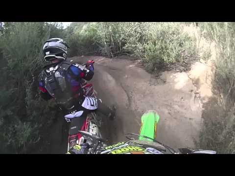 2014 Six Hours of Glen Helen; on board with Robby Bell
