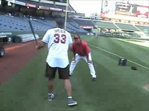 Batting Stances: on the field with vlad guerrero Video