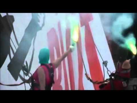 Pussy Riot - Anti-Putin Video