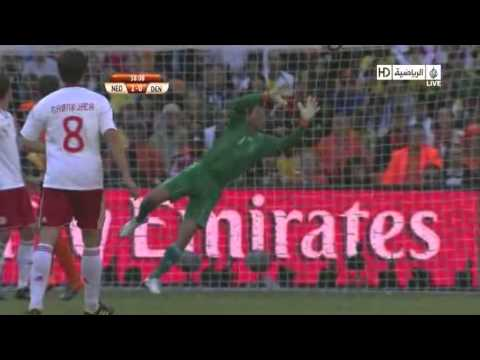 Rafael van der Vaart | Missing | Netherlands vs Denmark | 2010 FIFA World Cup