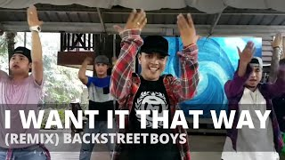 I Want It That Way Remix By Backstreet Boys Dance Fitness Tml Crew Carlo Rasay