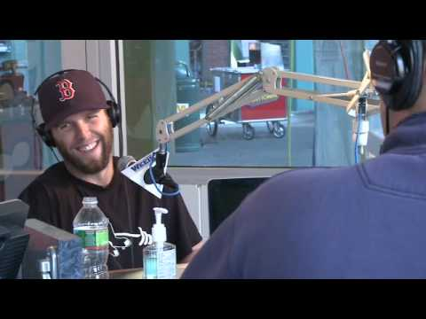 Dustin Pedroia on WEEI 6/30/10