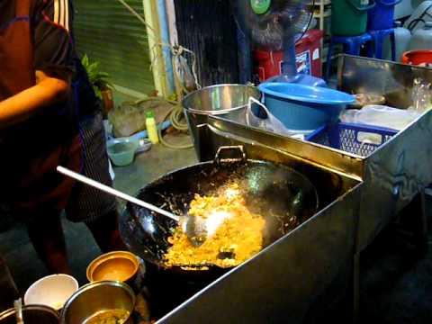 ผัดไทย บ้านโป่ง ราชบุรี Phad Thai