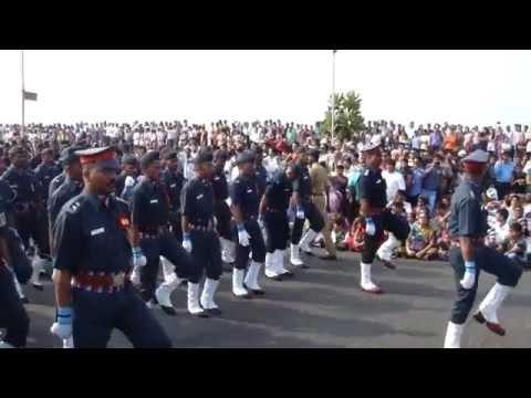 Republic day grand parade at Marine Drive, Mumbai - India - 26th Jan 2014 - Part 6