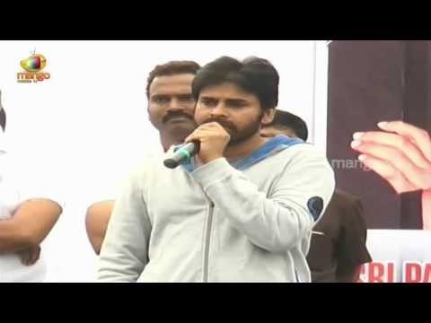 Pawan Kalyan talks about the ignorance of the government - Walk for Heart, Reach for Heart