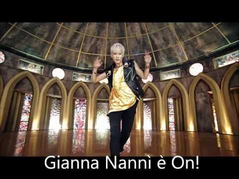 Gianna Nannini A Narnia [italianizzazione Di Rocking - Teen Top] video