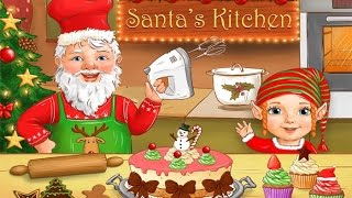 Santa's Kitchen TutoTOONS Kids Games Educational Android İos Free Game GAMEPLAY VİDEO