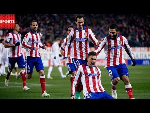 Atletico Madrid 2-0 Real Madrid [GARCIA and GIMENEZ GOALS]