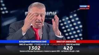 Поединок с Соловьёвым. Выпуск 85 (Эфир 18.04.2013) Жириновский vs Анпилов (РОССИЯ HD)
