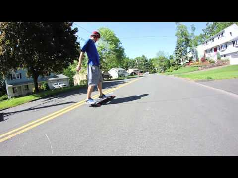 LONGBOARDING: FRENZIED FREESTYLE
