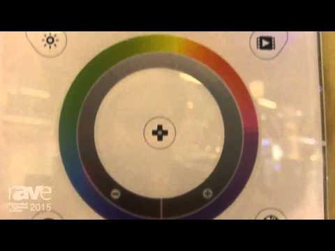 ISE 2015: Nicolaudie Exhibits Stick Sunlite Touch-Sensitive Keypad