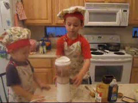 Kids Cooking Class- Healthy Monkey Smoothie