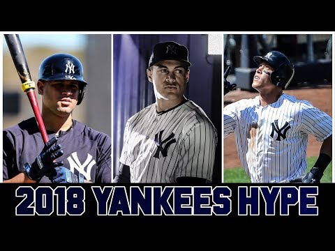 Yankees 2018 Hype Video ᴴᴰ